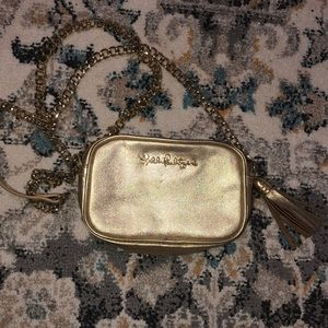 Gold Lily Pulitzer Crossbody
